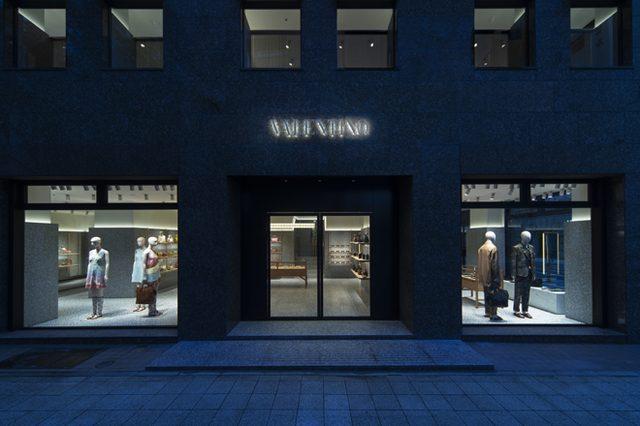 画像: ヴァレンティノ神戸大丸店がオープン!