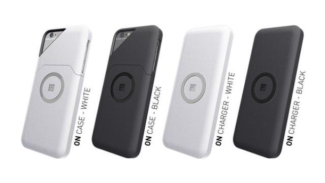 画像: 磁石でくっつくモバイルバッテリーなら充電中の使用がラクラク♪