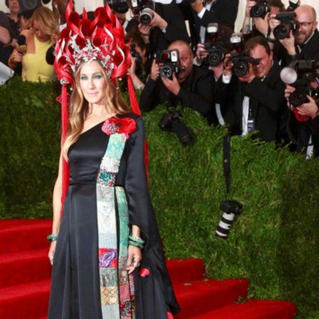 画像: 【METガラ2015ドレス速報】アジアンテイストに旋風を巻き起こせ! セレブが見せる渾身のドレスアップ。