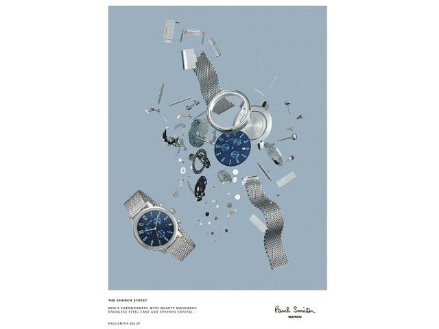画像: 20周年を迎えた「ポール・スミス ウォッチ」の最新モデルに注目!世界観を味わえるスペシャルページもオープン
