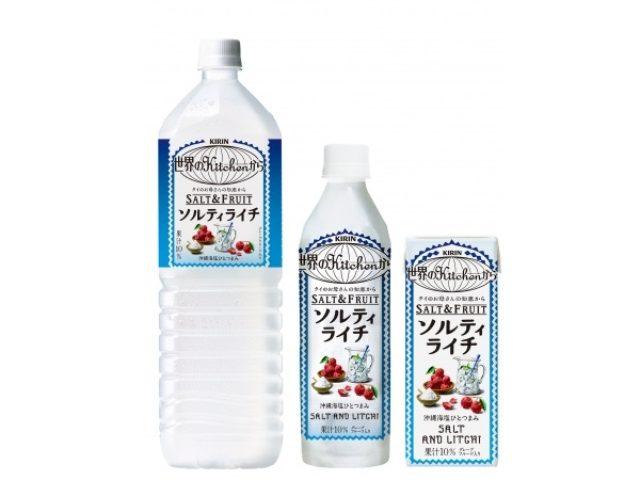 画像: キーワードは「水分と塩分」!熱中症対策できそうなドリンク・キャンディは?