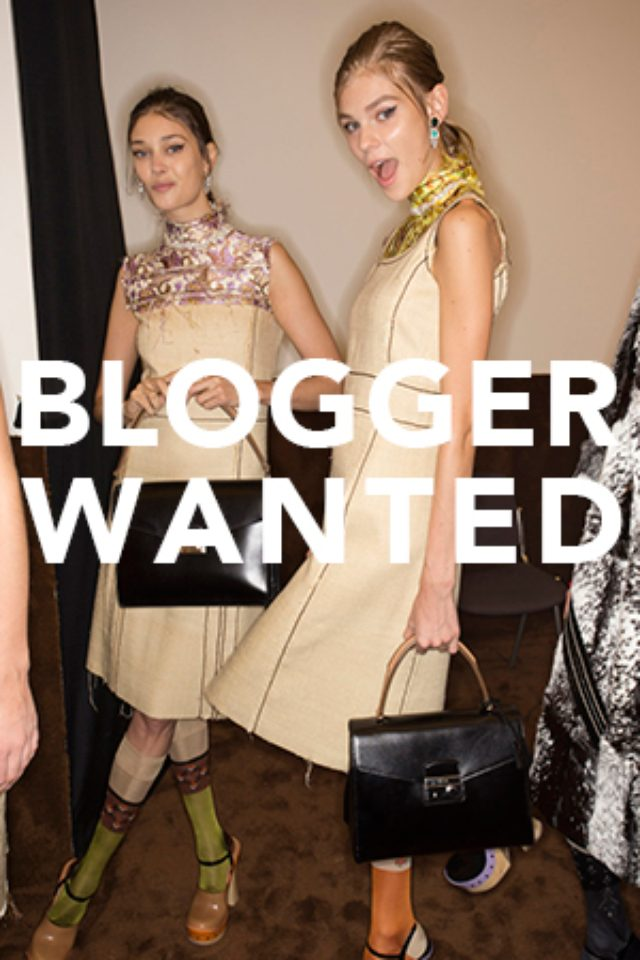 画像: VOGUE JAPANのオフィシャルブロガー「VOGUEtte Blogger」を大募集!