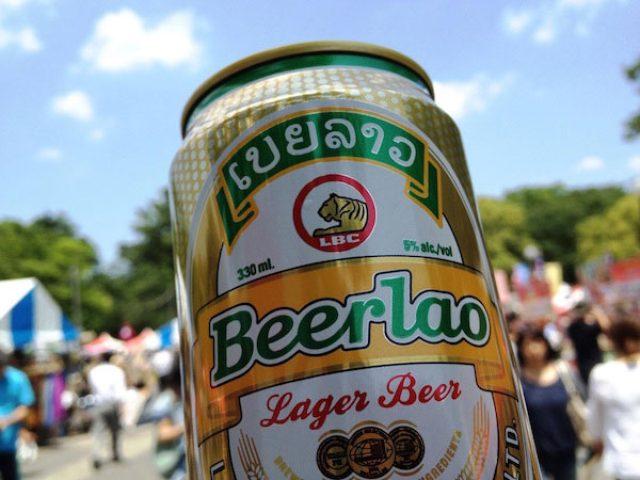 画像: アジアのベストビールも!ラオスフェスが代々木公園で開催