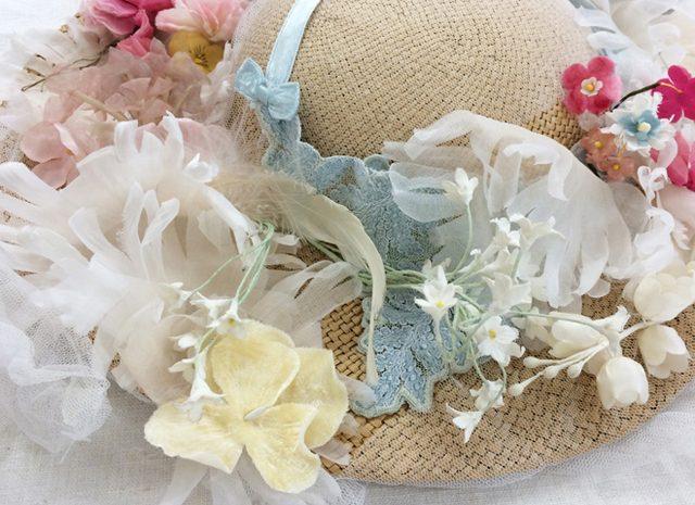 画像: 「アトリエ染花」と「PASS THE BATON」がコラボ! 儚くて愛おしいコサージュたちを「PASS THE BATON LITTLE PAVILION」にて特別販売。