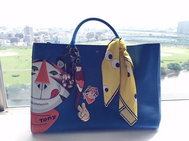 画像: バッグをカスタマイズしてみませんか?(Yui Sugiyama)