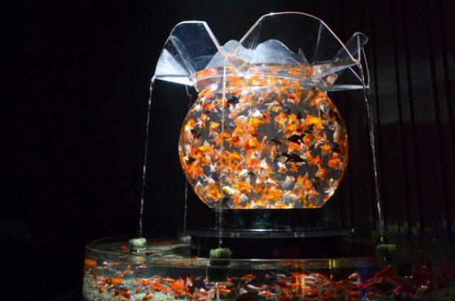 画像: 行列必至の人気イベント「アートアクアリウム」が今年も開催!