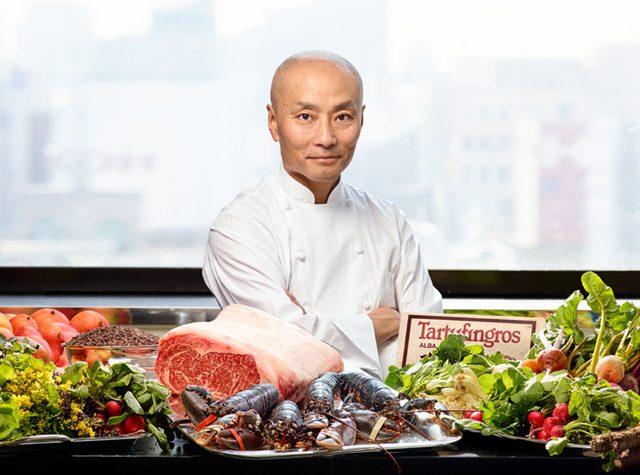 画像: ベージュ アラン・デュカス 東京が魚介類にフォーカスした、鮮烈な「夏のコレクション」を展開。