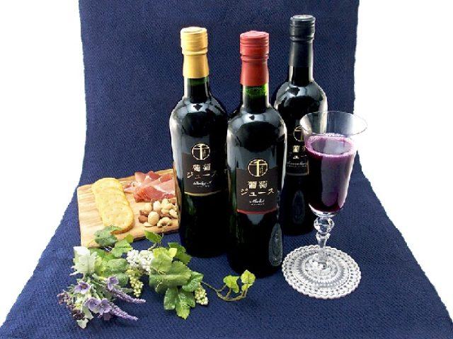 """画像: 大人のためのまるでワイン?!なプレミアム""""葡萄ジュース""""が発売!!葡萄本来の甘味、酸味、渋みを堪能"""