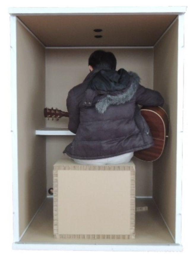 画像: 中はこんな感じです www.danbocchi.com