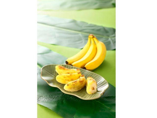 画像: 本物のバナナと間違えちゃう?!「完熟!バナナ大福」は香りもフォルムもバナナ好きを魅了する和菓子