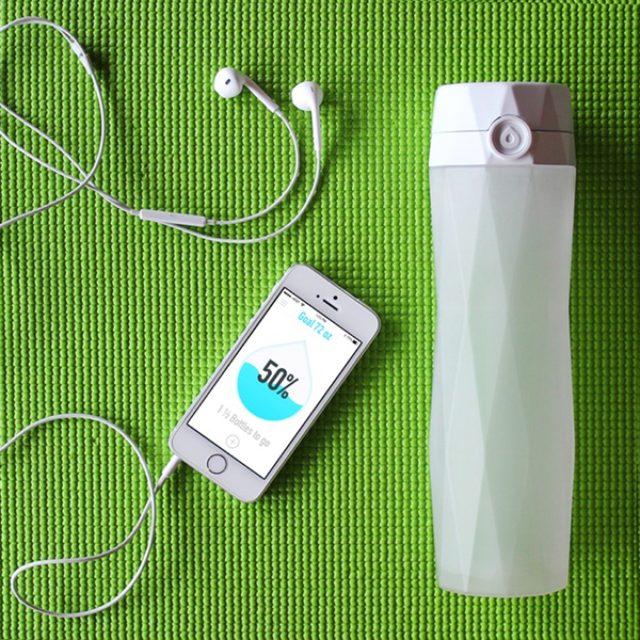 画像: 夏の脱水症状予防に!毎日の水分摂取量を計測できるウォーターボトルがスゴイ