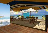 画像: ロクシタンが、2015年夏限定で、南仏コルシカ島の海辺を再現したコンセプトバーをオープン!