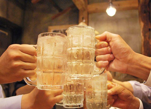 画像: カンパーイ! www.apcompany.jp