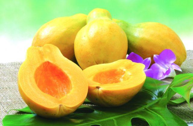 画像: 世界で一番美味しいと言われるハワイ産パパイヤの魅力