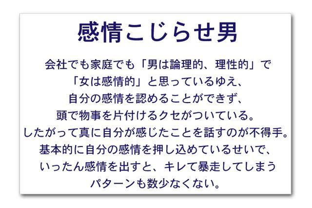 画像: 湯山玲子が教える、こじらせ男の対処法。【感情こじらせ男編】