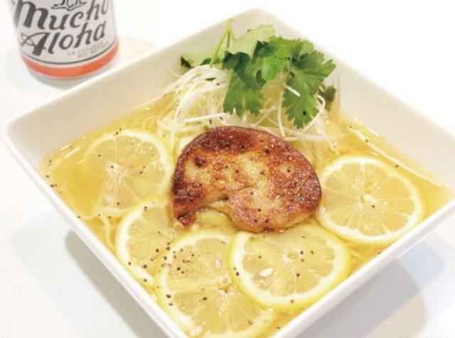 画像: 価格は1890円。トッピングはレモンラーメンと同様に辛味噌は100円、温泉卵100円、レモン100円、パクチー100円で追加可能です。(価格は全て税抜き)