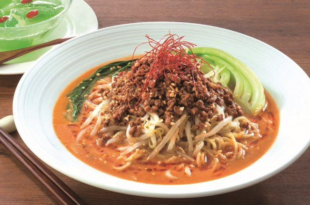 画像: 香り立つ冷やし担々麺~金胡麻×花椒辣油~