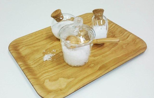 画像: 塩ソムリエセレクト厳選の3種の塩を用意!