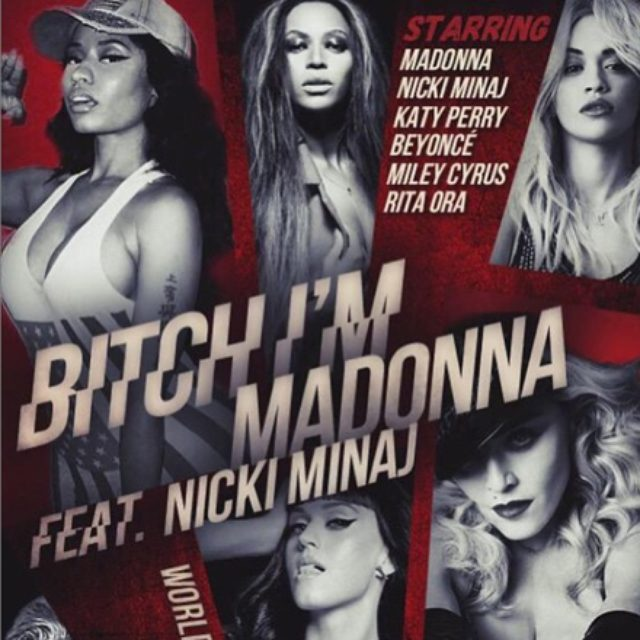 画像: マドンナ新作ミュージックビデオに、豪華セレブ陣が登場!