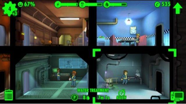 画像: 人気シリーズのスピンオフ!核シェルターを管理する『Fallout Shelter』が新登場!
