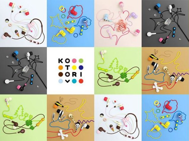 画像: 超絶キュートなKOTORI(コトリ)のイヤフォンに心躍る新デザイン登場♡