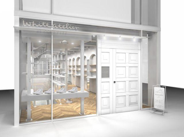 画像: 国内初! コンバースをカスタマイズできる直営店がオープン!
