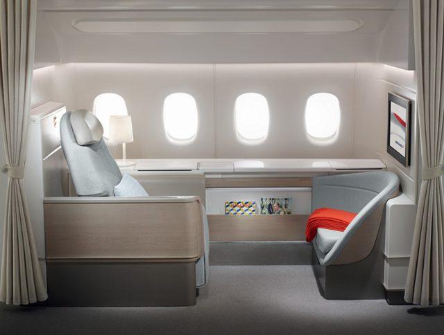 画像: 空の上のスイートルームにようこそ!「エールフランス航空」が羽田線に新ファースト「ラ・プルミエール」を導入。