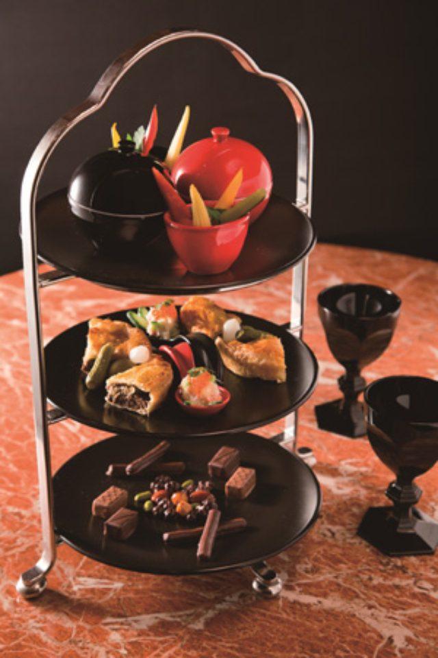 画像: 帝国ホテル 東京が、バータイムの新提案「ミッドナイトハイティー」を実施。