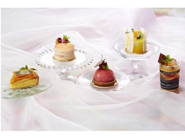 画像: マンゴーや桃など贅沢な味わい、ホテル日航東京「夏を彩るスイーツ」5種が登場