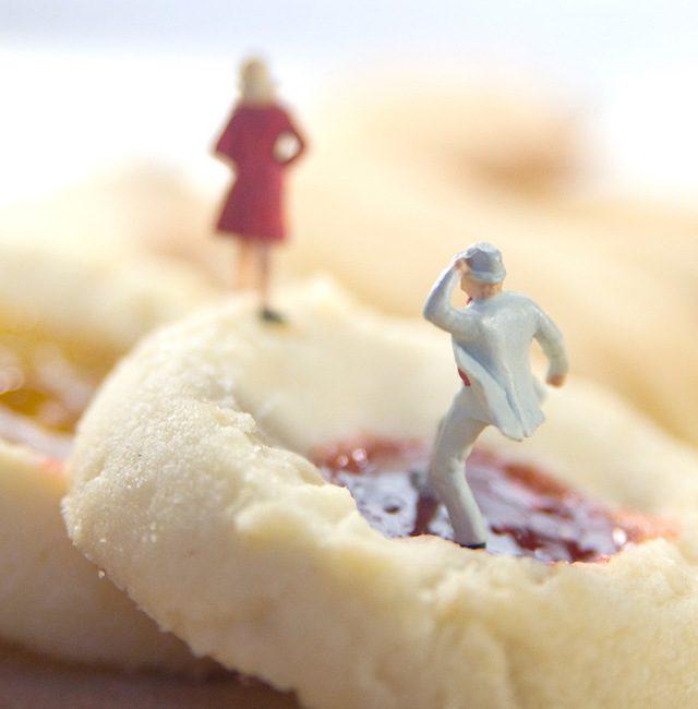 """画像: まさにメルヘン!お菓子の世界に迷いこんだ""""こびと""""がカワイイ!"""