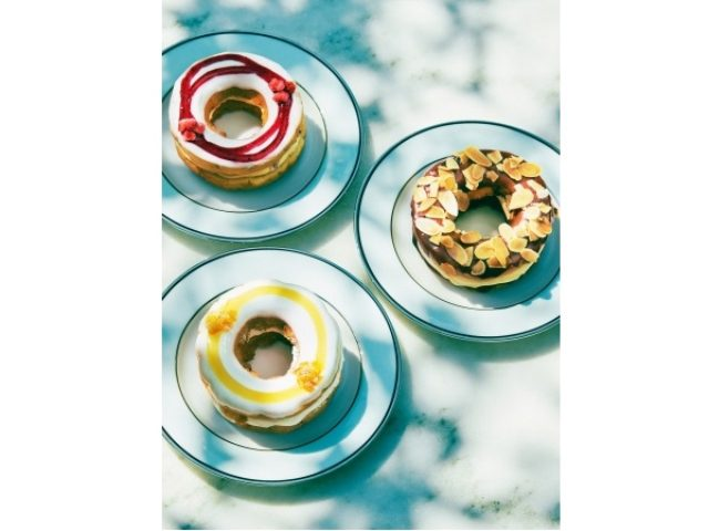 """画像: ミスドに暑い夏にぴったりの、冷やしても美味しい""""しっとり軽い食感""""の新作を発売"""