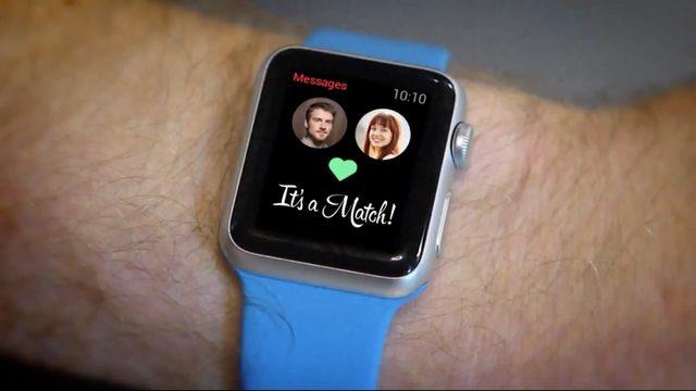 画像: 大流行の出会いアプリ「Tinder」、Apple Watchを使って心臓バクバクな一目惚れにも対応?