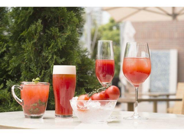 画像: 「トマトフェア2015」開催!太陽の恵みを浴びた真っ赤なトマトメニューがいっぱい!!