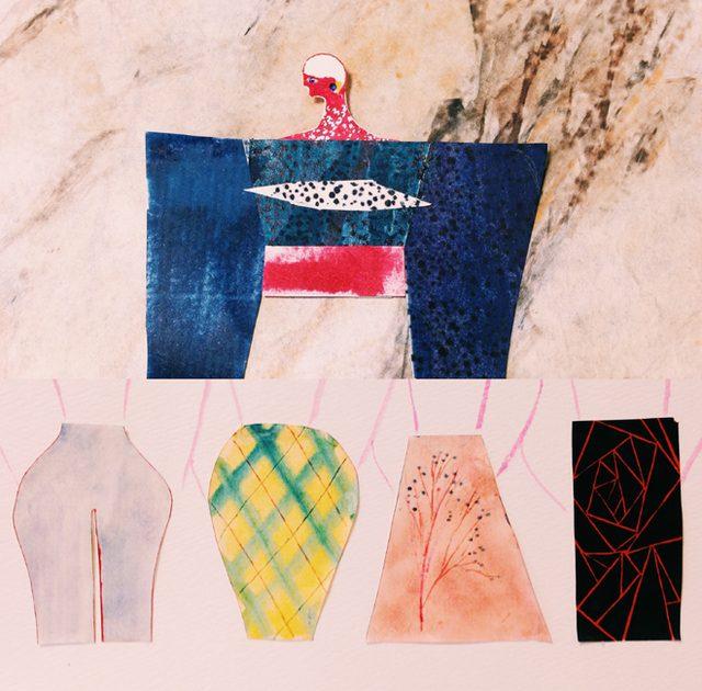 画像: 「ROCKET」にて、イラストレーター安藤晶子の個展「wildflower」がスタート!