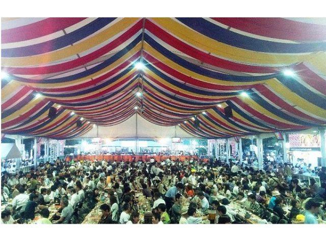 画像: 約2300席の壮大な札幌ビール園、THE サッポロビヤガーデンが営業開始!
