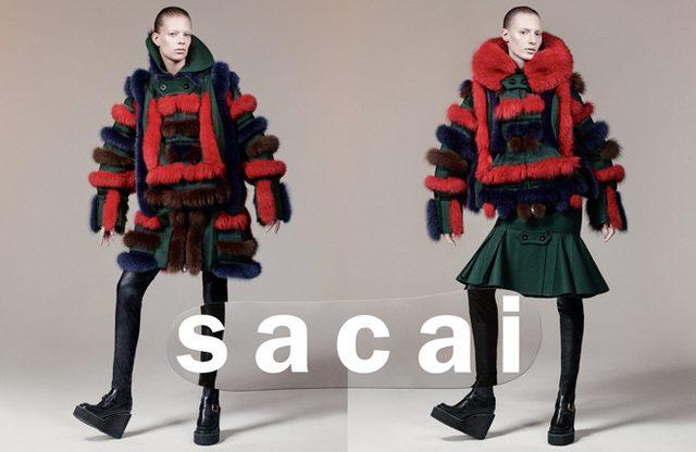 画像: サカイの2015-16年秋冬広告キャンペーン、今季もクレイグ・マクディーンが撮影!