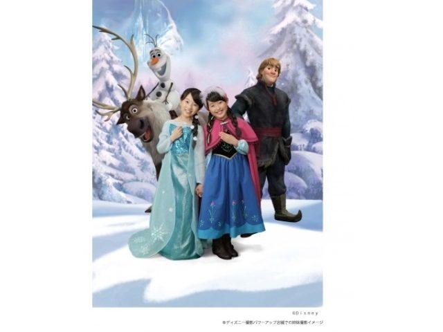 画像: アナ雪をはじめ、みんなが大好きな「ディズニー撮影メニュー」がバージョンアップ!スタジオアリスで夢の世界へ