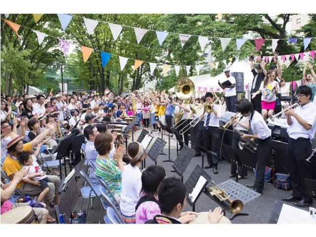 画像: 1日だけの音楽解放区。市民参加型音楽フェスティバル「渋谷ズンチャカ!」開催