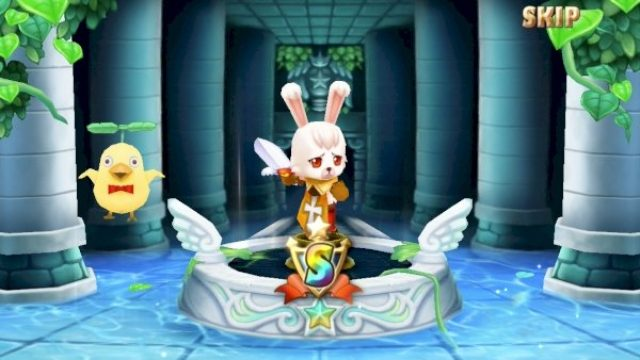 画像: かわいいは正義!ゆるかわ系のアクションRPG『Divina Cute』