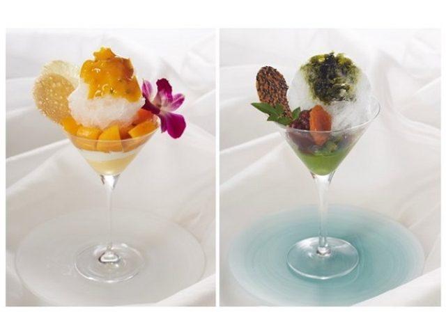 """画像: まだまだ続くかき氷ブーム、今度は高級感あふれる味わいを!ホテルで食べるワンランク上の""""プレミアムかき氷""""3選"""