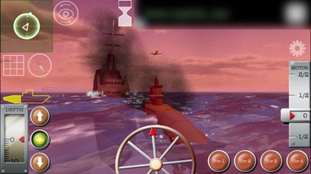 画像: WW2時代の潜水艦シミュレーター&バトル『ソナーエコー – 潜水艦海戦アクションゲーム』