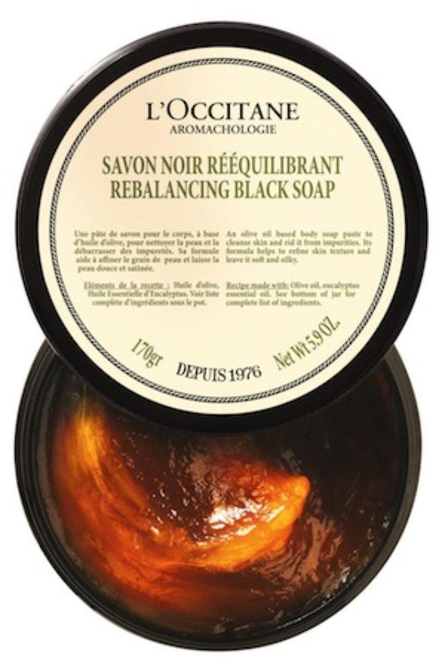 画像: 南仏の秘伝レシピから生まれた、ロクシタンのブラックソープ。