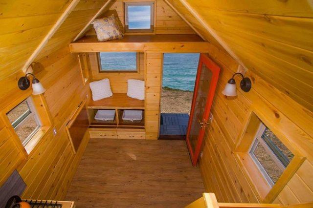 画像: 低価格で高機能!旅しながら暮らせるスモールハウスが素敵すぎる