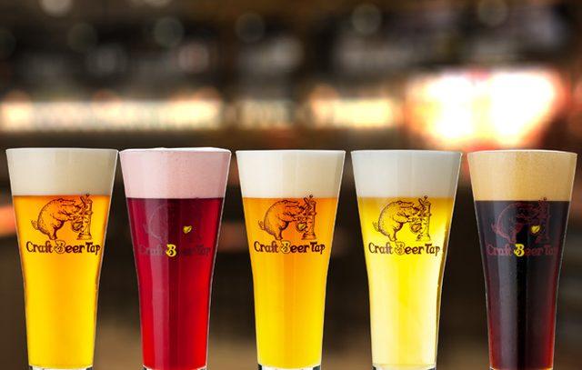 画像: 世界のクラフトビール50種類以上集めたビアレストラン「クラフトビールタップ」が秋葉原に2号店をオープン!