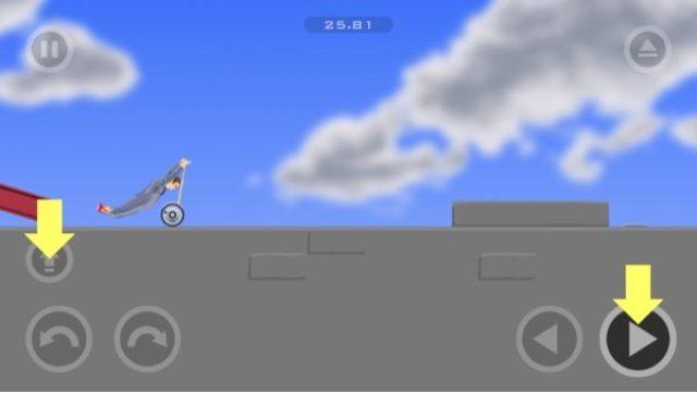 画像: 悲劇か喜劇か?!トラウマ級のブラックレーシングゲーム『Happy Wheels』