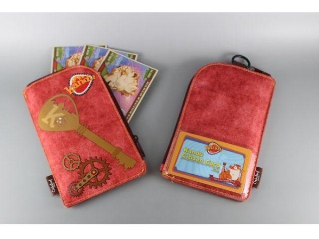 画像: 秋のファミリーレジャーは仕事体験の「カンドゥー」へ!WEBサイトでチケットを買うと、オリジナル財布がもらえる!