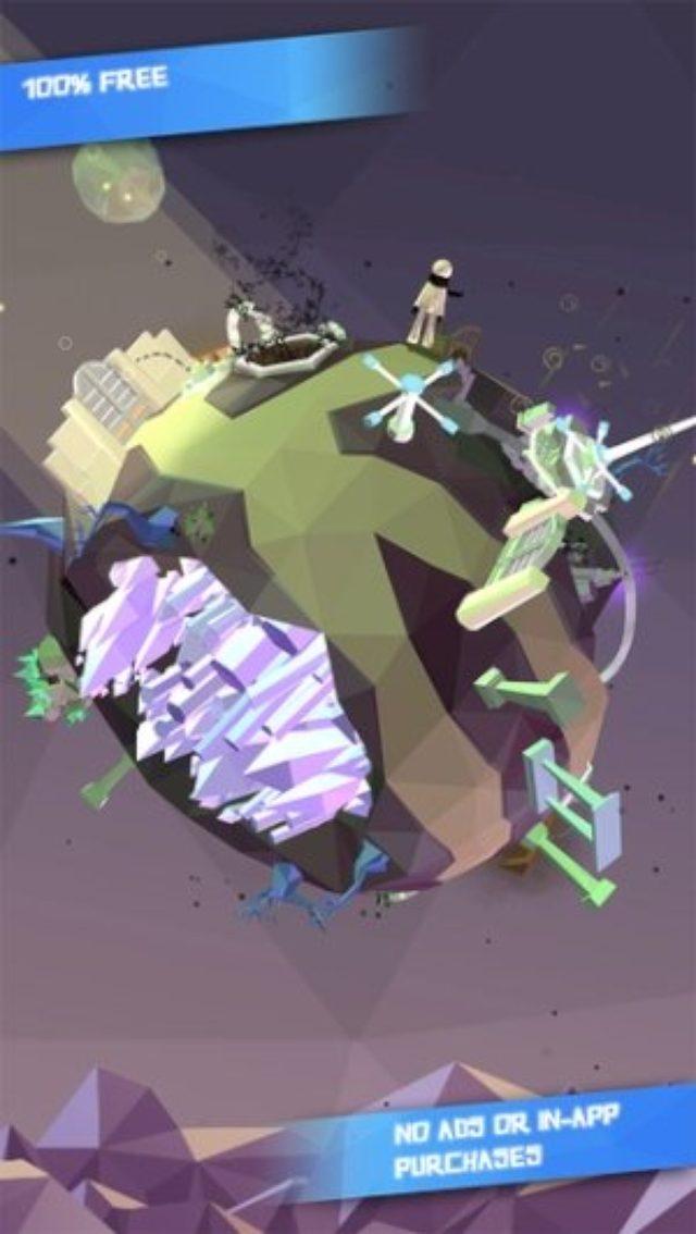 画像: 星の王子様みたい!小さな惑星を自然エネルギーで再生させるエコパズル『The Path To Luma』