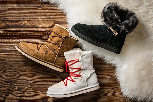 画像: UGG® Australiaのこの秋の新作。スポーティシックなスタイルとボヘミアンテイストのブーツに注目!