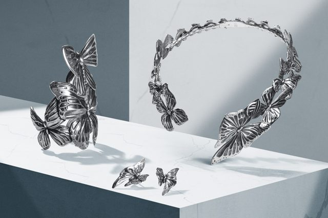 画像: ジョージ ジェンセンが気鋭のジュエリーデザイナーとコラボしたコレクションを発売。