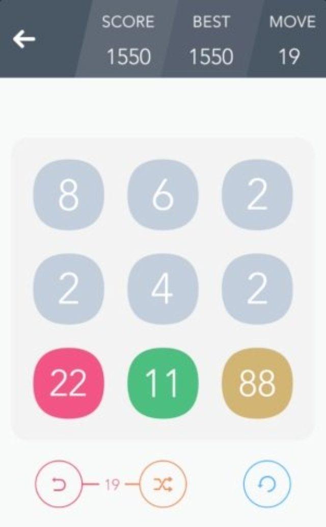画像: 先の先が読めそうで読めない!オシャレで激ムズな脳トレパズル『Puzzle 11』
